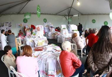 Expoarte recebe milhares de visitantes durante a IV Cocalfest